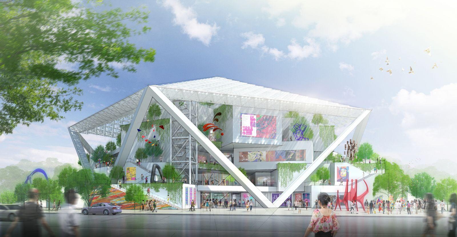 Tainan museum of fine arts