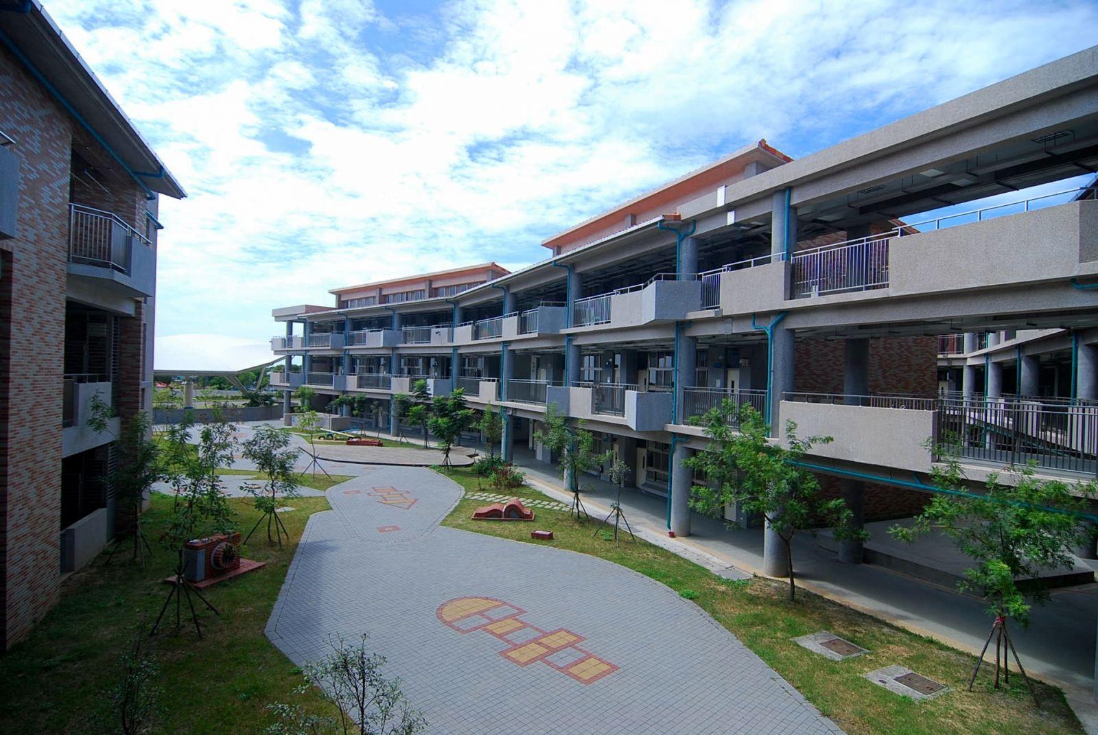 Toufu Primary school,linkou,new Taipei city
