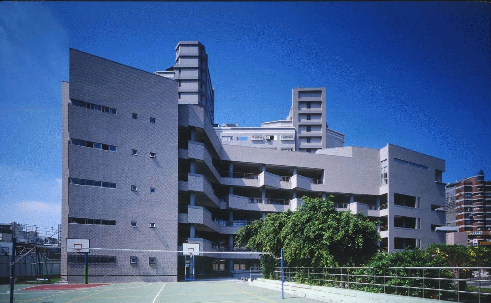 South building of tainan nursing school